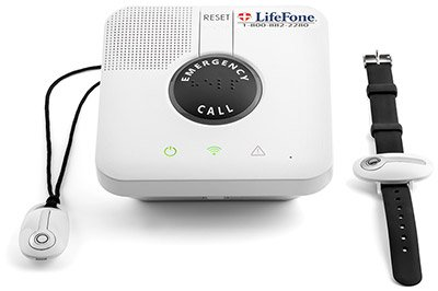 LifeFone Pendant and Console