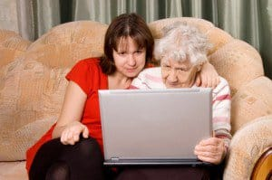 Long Distance Care of Aging Parents