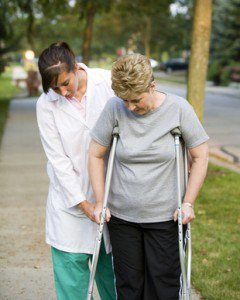 Broken Hip Recovery Tips