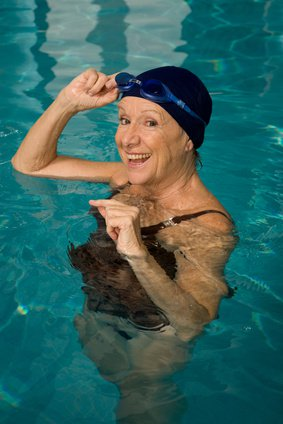elderly folks need exercise to stay healthy