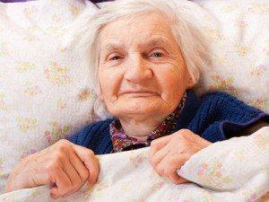 senior care begins with regular and quality sleep