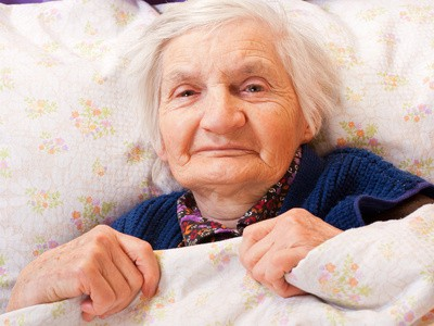 senior care begins with regular and quality sleep