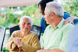 senior care givers