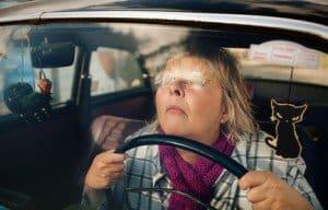 seniors driving safely