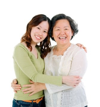 care for your aging mother