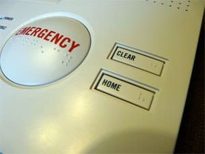 Linear PERS Emergency Button