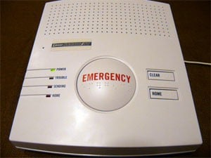 Linear Medical Alert Console