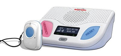 Medical Guardian FallAlert System