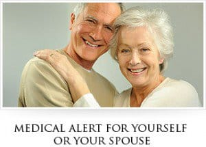 Medical Alert Monitoring Systems For Yourself or Your Spouse