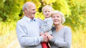 activities with grandchildren, senior healthy