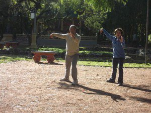 Stay Healthy with Tai Chi