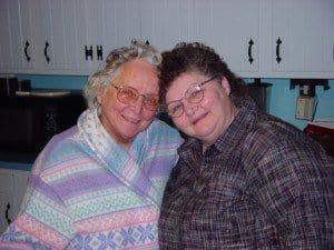 Elderly Shown Love