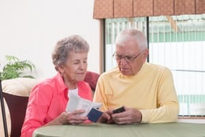 financially secure retirement