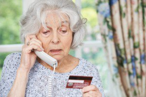 protect seniors from scams