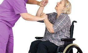 seniors in the care of others - elder abuse