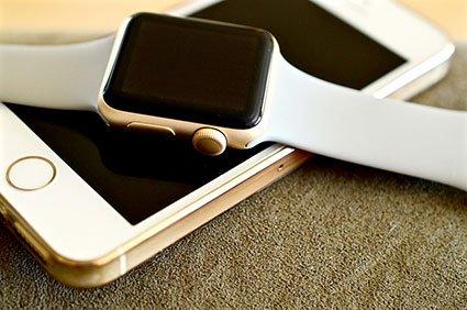 Apple Watch Wearable Device