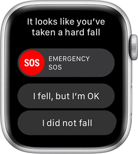 d9b0a324d44 Apple Watch Series 4 with Fall Detection