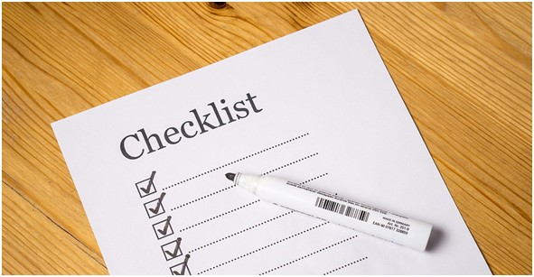 Emergency Checklist For Seniors