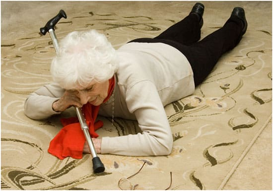 Surprising Facts: Top 9 Causes of Senior Falls