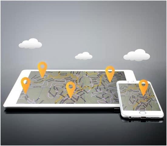 Hidden GPS