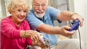 Aging and Technology: Digital Games Improve Senior Health