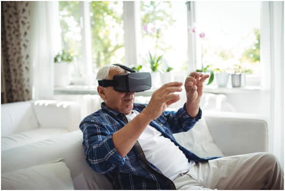 How Virtual Reality is Improving the Lives of Seniors