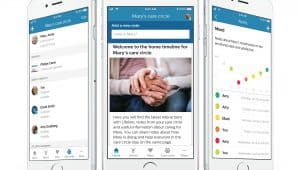 Philips Cares Launches app-based Hub for Digital Aging and Caregiving