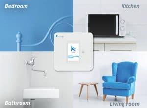 Vayyar HOME sensors