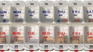 Medication Pill Box