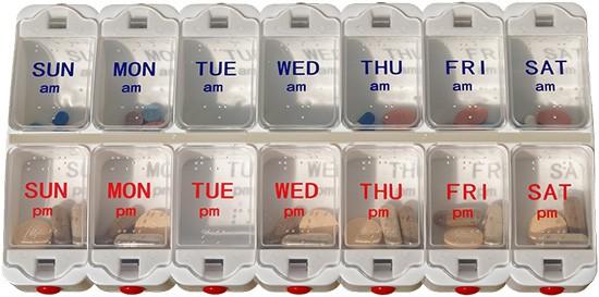 Medication Pill Box