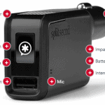 In-Car Medical Alert System
