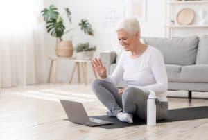 online exercise programs for seniors