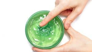 aloe vera for skin care and health care