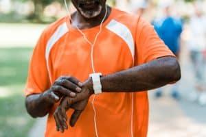 medical alert smart watch